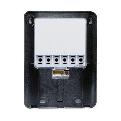 Entrega en UE HOMSECUR 8 con cable vídeo y Audio timbre inteligente instantánea + un botón desbloqueado 1C1M TC011 B/TC011 W + TM801R B - 6