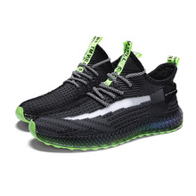 Shoes Sneakers Lightweight Walking Fashion Footwear Mesh Comfortable Male Hot-Sale Men