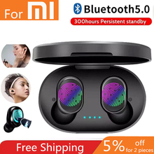 Bluetooth Earphones Wireless Headphones air 5.0 dots TWS in-Ear Earbuds Waterpro