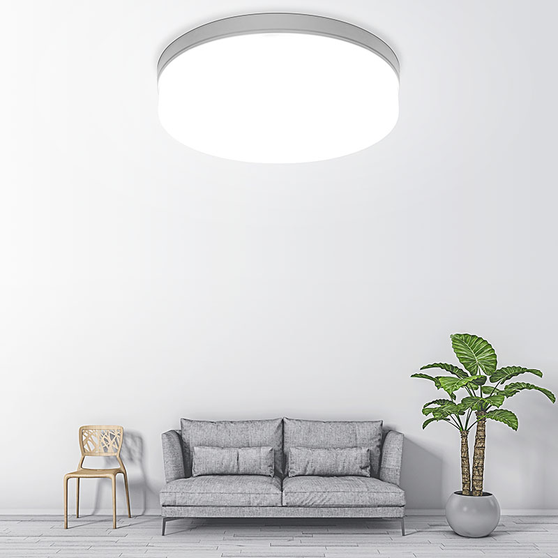 LED Panel Light Surface LED Ceiling 18W 24W 36W 48W Square Downlight AC85-265V Round Ceiling Lamp For Deroration Home Lighting
