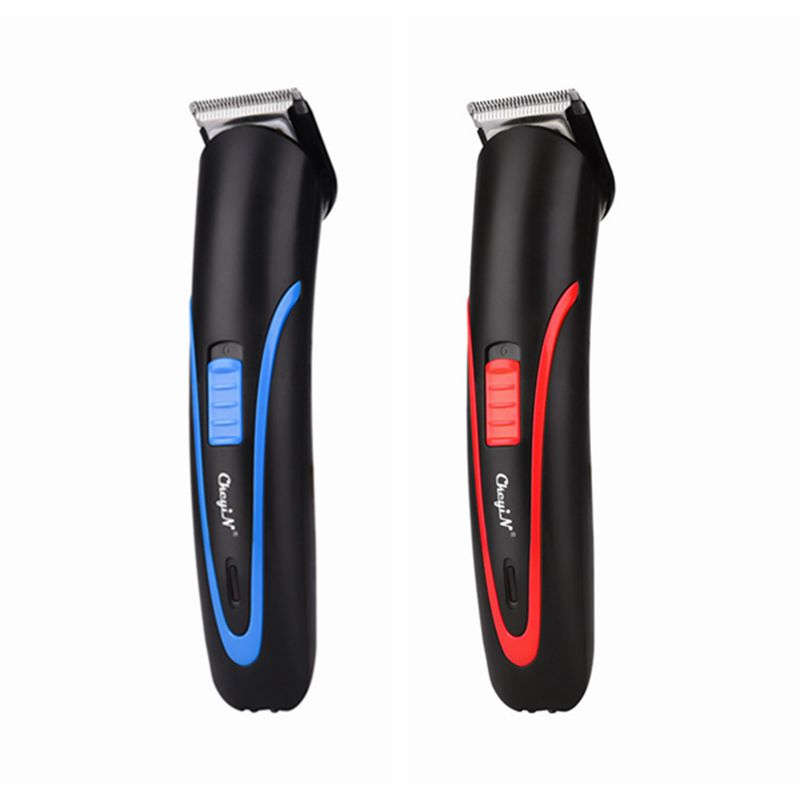 Mini Electric Hair Clipper Rechargeable Cordless Hair Trimmer Low Noise Hair Cutting Beard Shaver Men Barber Portable Machine 60