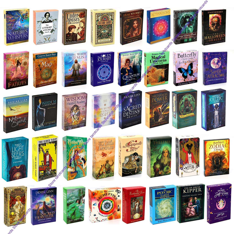 140 Types of Tarot Light Seer's Native Spirit Wisdom of the House of Night Oracle The Secret Language Light Sacred Destiny deck
