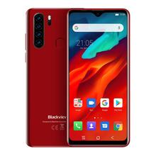 Blackview Helio P25 Mt6757 Pro A80 Pro-6.49-Smartphone 4GB 64GB 4gbb WCDMA/LTE/GSM Adaptive Fast Charge