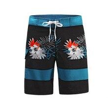 Небольшие партии производства пляжные шорты ODM boardкороткий спандекс ткань серфинг быстросохнущие брюки настраиваемые OEM Европа и Америка