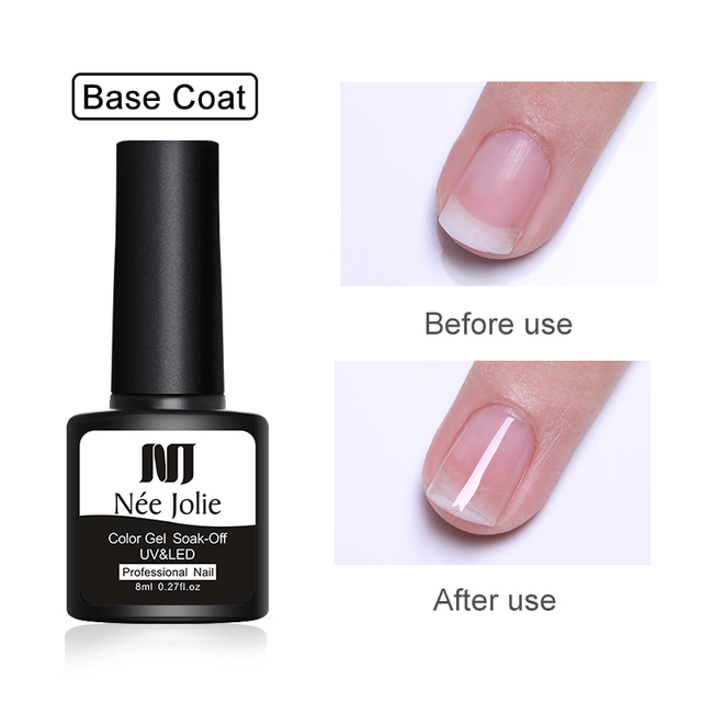 Soak Off LED UV Nail Gel