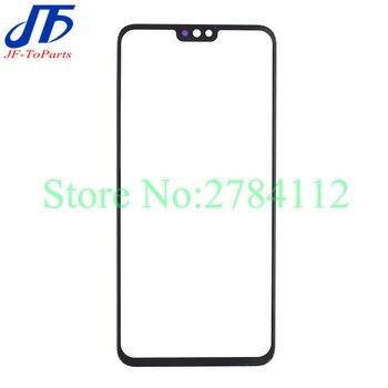 Сенсорная панель для Huawei P Smart 2019 Enjoy 9S Honor 10 Lite / Honor 8X View 10 lite, 10 шт., сенсорный экран, переднее внешнее стекло