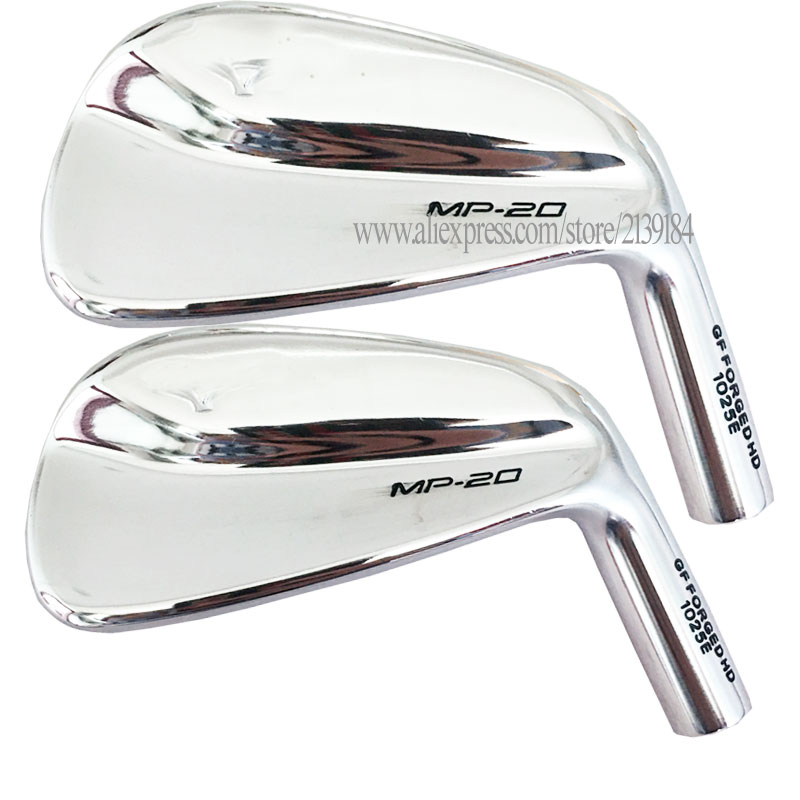 New Golf Head MP-20 Irons Head Set 3-9.P Clubs Heads No Golf Shaft And Irons Free Shipping