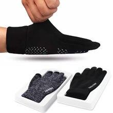 Перчатки для велоспорта вязаные велосипедные перчатки с сенсорным