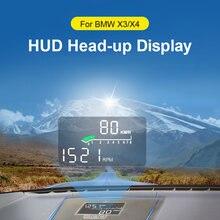 Автомобильный дисплей hud специально разработанный для bmw x3/x4