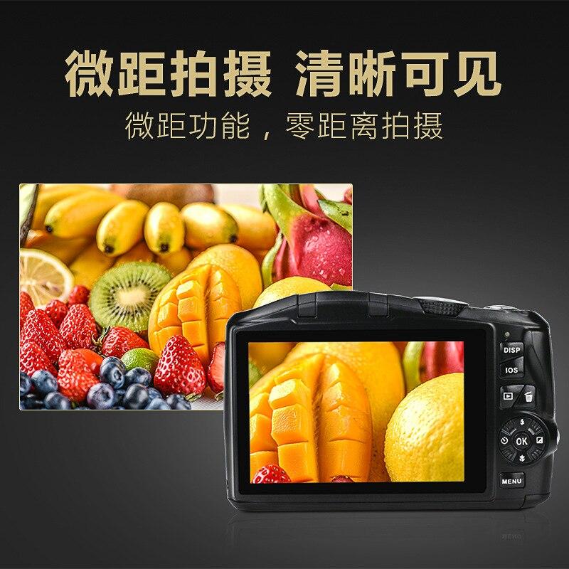 Caméra numérique 24 MP haute définition Pixel caméra vidéo 3.5 pouces Focus caméra numérique 20X Zoom numérique caméra professionnelle - 5