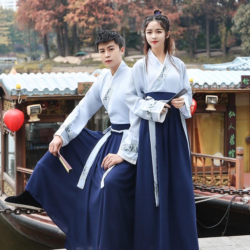 2020 Japanese Kimono Sakura Printed Lolita Short Layered Skirt Maid Cosplay Costume Halloween Fancy Dress For Women
