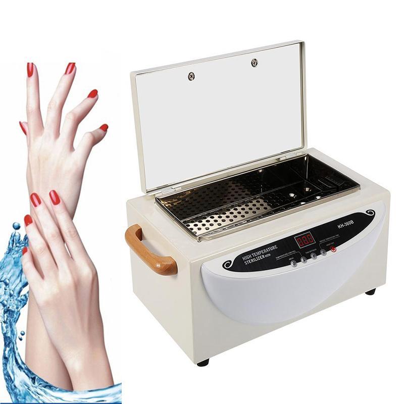 Модернизированный умный высокотемпературный стерилизатор для полотенец, инструментов для маникюра, стерилизации, дезинфекции воздуха, ин