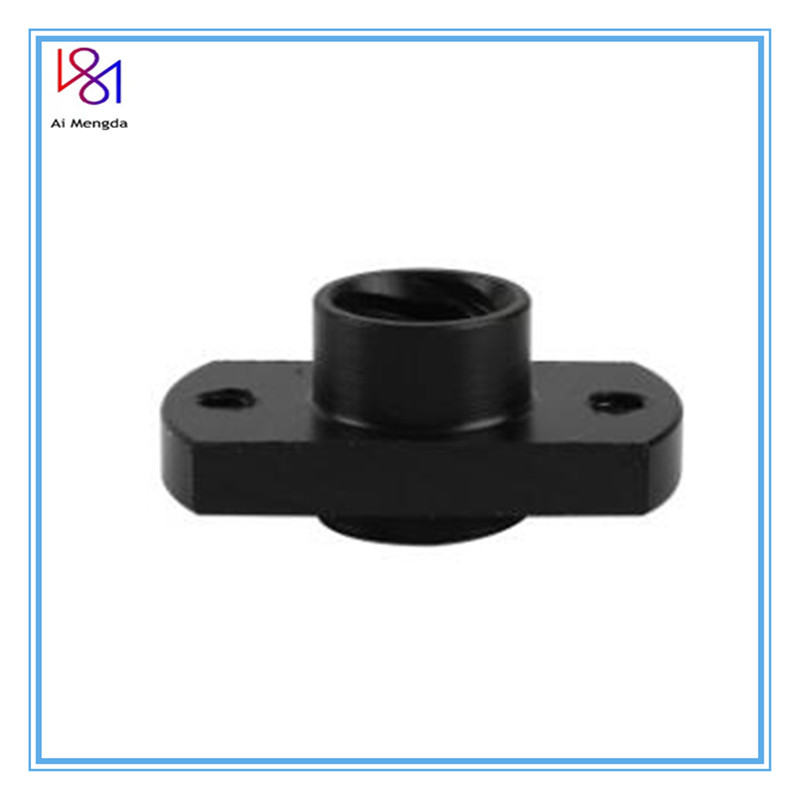 3D Printer Z Axis Trapezoid Motor Screw Nuts T8 Nut POM Nut Lead 8mm Pitch 2mm For Creality CR-10S  CR10  Ender-3 Lead Screw