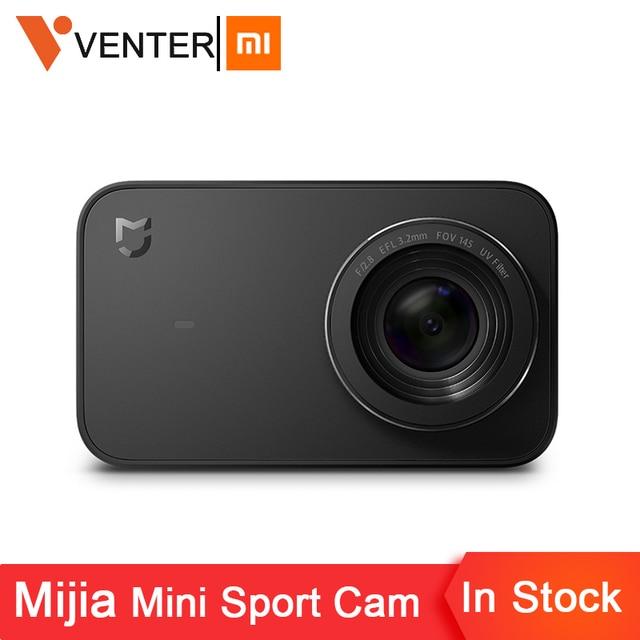 In Voorraad Global Versie Xiaomi Mijia Mini Sport Actie Camera 4 K Ambarella A12S Ramcorder Video Record IMX317 Digitale Camera S