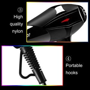 Image 5 - Фен для волос Профессиональный Мощный, 3200 Вт, 210 240 В, 40D