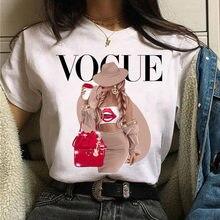 Moda lato topy T koszula koszulka damska nowa moda Tshirt graficzna koszulka śliczne kobiety koszulka trójnik żeński koszula 90s dziewczyny Tee Tshirt