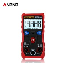 Anti-fall V04A Digital Multimeter 4000 word display automatic range multimeter 9 functions Measurement tester HD backlight f47t automatic protective multimeter measurement automatically protect any file by mistake