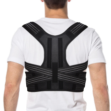 Aptoco Posture Corrector Brace Shoulder Back Support Belt for Unisex Braces & Supports Dropshipping