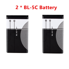 Replacement-Battery Bl 5c 2300 Nokia 2610 6230 Phone-Accessories for 2600/2300/6230/..