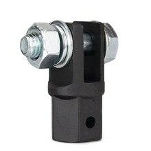 Scissor jack adaptador 1/2 Polegada para uso com 1/2 Polegada drive ou ferramentas chave de impacto ija001