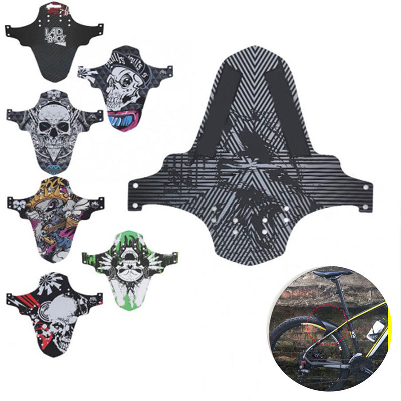 Mountain <font><b>bike</b></font> accessories MTB Bicycle Mudguard Tire Fenders Front Rear fender mud board riding <font><b>equipment</b></font> bicycle accessories image