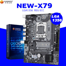 HUANANZHI X9D LGA1356 LGA 1356 PC Computer Desktop Scheda Madre Schede Adatto per Server di Desktop DDR3 ECC REG RAM LGA1356(China)