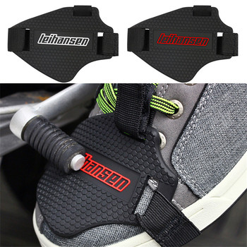 accessories motorcycle shoes protective motocross shift pad dirt pit bike boots moto shoe protection gear riding brake cover aluminum gear shift lever for cqr motocross 250cc motorcycle zongshen crf250 230 dirt bike