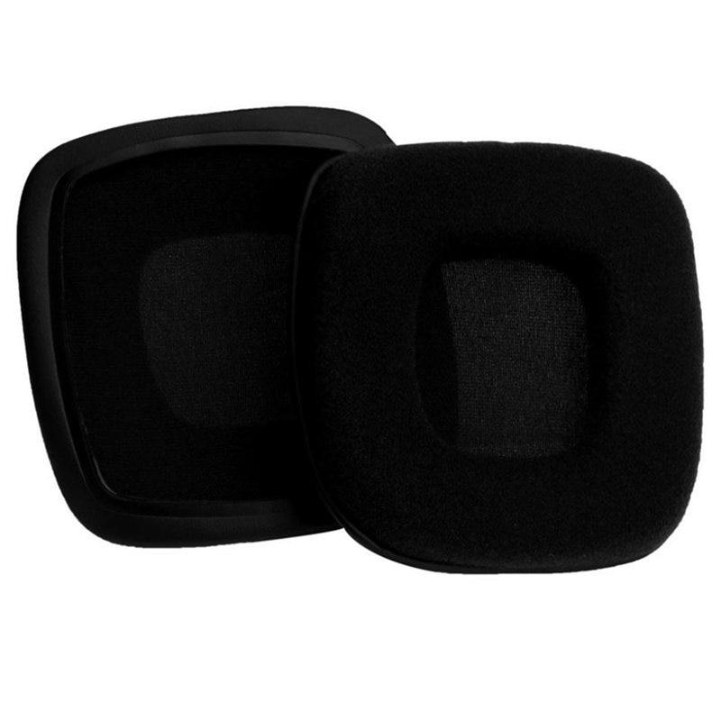 Soft Velour Foam Ear Pad Cushion For Razer Banshee Starcraft II Gaming Headset
