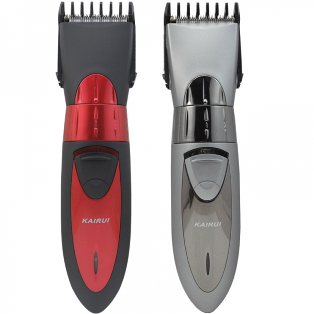 Fashion Hair Clipper, Full Waterproof, Rechargeable, 3-Year Warranty, For Baby & Adult. KAIRUI HC-001 (220V)