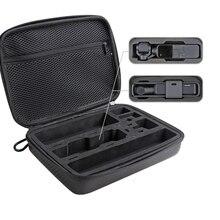 Dji osmo 포켓 카메라 액세서리에 대 한 필터 스토리지 예비 부품 상자와 다기능 osmo 포켓 휴대용 케이스 가방