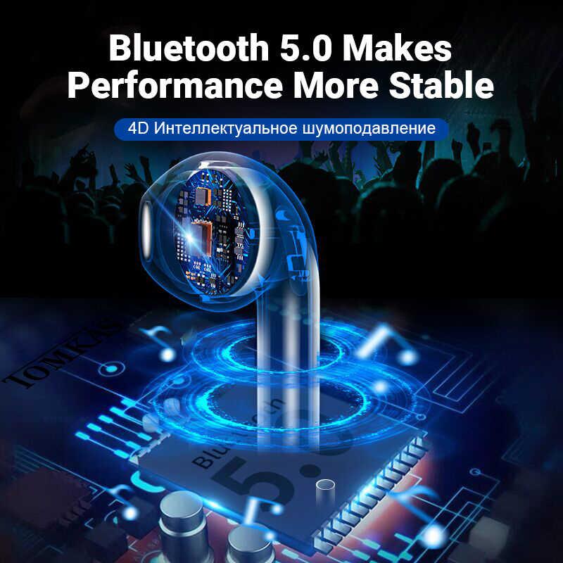I200 tws oryginalny 1:1 okno Pop-up Aire 2 bezprzewodowe słuchawki Bluetooth bezprzewodowego ładowania QI wsparcie PK i100 i80 i60 i30 tws