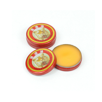 5Pcs Balm Essential Oil For Adults Massage To Relieve Headaches Pain Red Tiger Cool Cream Head Menthol Balm Plaster Refreshing