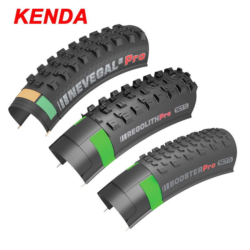 Kenda Folding Tubeless Ready Mountain Bike Tire 27.5/29 Inches Bicycle Tire Anti-puncture Flat Protection Downhill BMX MTB Tyres