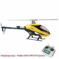 FLYWING FW450 V2 RC 6CH 3D FW450L Smart GPS elicottero RTF H1 controllo di volo motore Brushless Drone Quadcopter