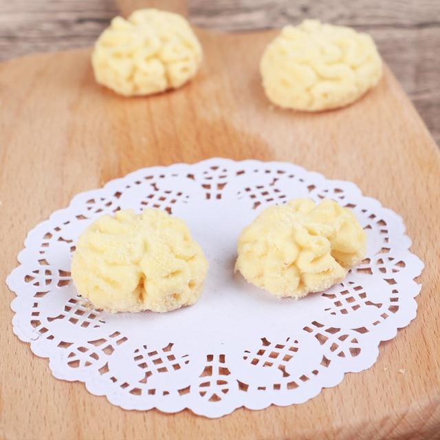 Papier blanc rond en dentelle 150 pièces   Diamètre 12-21.5cm, napperon de gâteau en papier, décoration de pâtisserie, serviettes de table artisanales créatives