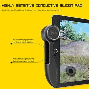 Image 3 - Mando para Ipad con botón de disparo, mando para tableta, teléfono inteligente, accesorios de juego