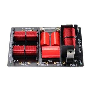 Image 3 - 400 واط كروس الصوت المزدوج ثلاثة أضعاف مكبر الصوت مقسم 3 طريقة KTV مكبر الصوت 4 8 أوم 2800 هرتز 1 قطعة
