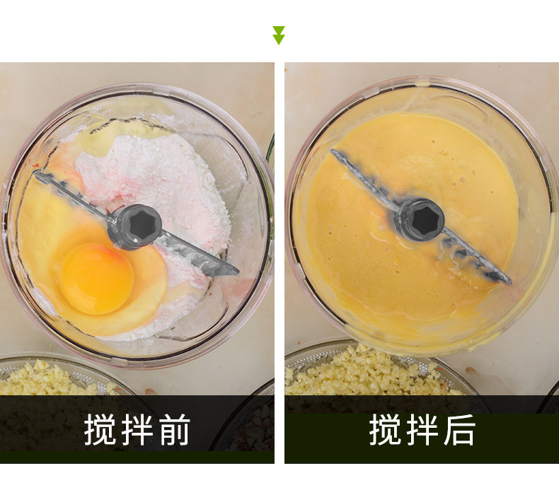 H0afbbffe049b45d99edad04cef107ed3M Manual Food Chopper for Vegetable Fruits Nuts Onions Quick Pulling Chopper Pull Mincer Blender Mixer Food Processor Kitchen Tool