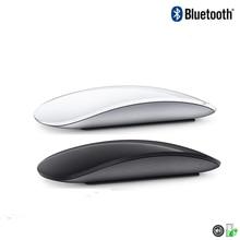 Bluetoothワイヤレスマジックマウス2サイレント充電式レーザーコンピュータマウス薄型人間工学pcオフィスモウズアップルのmacマイクロソフト