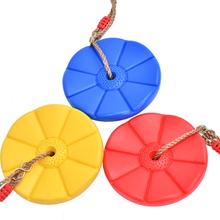 Children #8217 s swing disk swing outdoor indoor children #8217 s swing plastic disk climbing swing cheap 8 years old