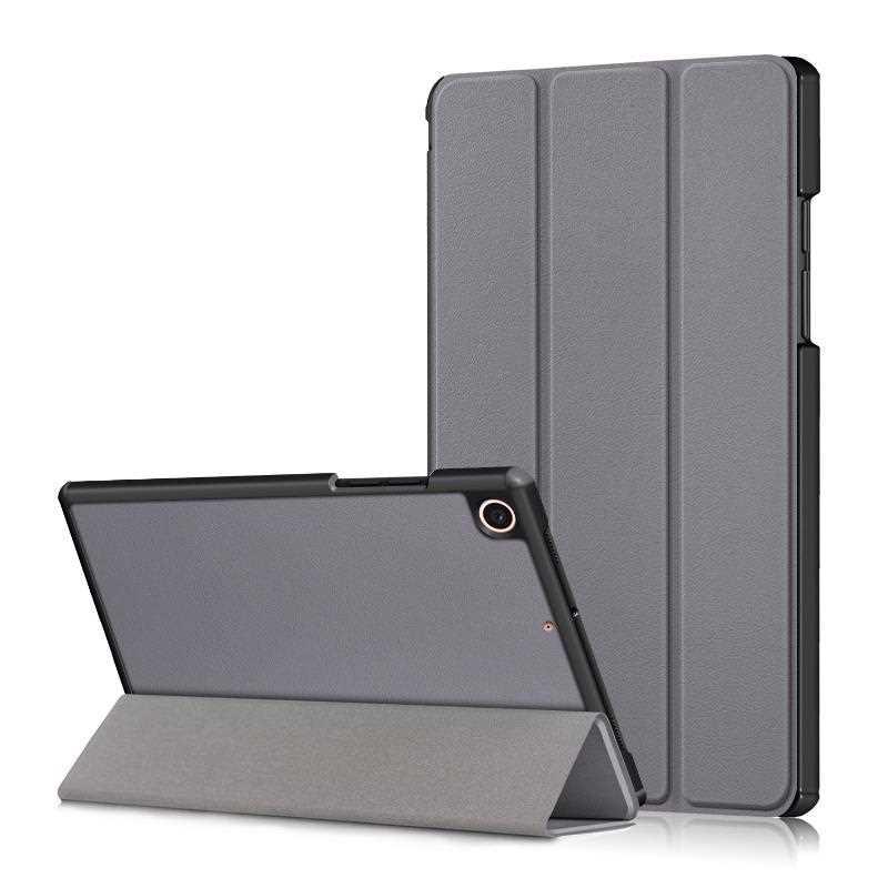 Gray Clear Joomer Fashion Stand Auto Wake Sleep Smart Case For iPad 10 2 2019 Case For iPad