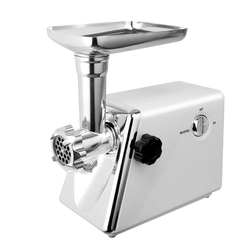 Meat Grinder Electric 800W Max Stainless Steel Food Grinder and Sausage Stuffer Meat Mincer with Kits Included-EU Plug