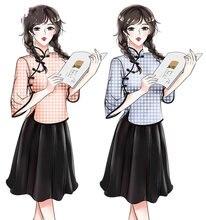 Японское аниме косплей Лолита сексуальное школьное белье для