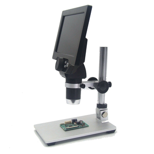 Image 4 - KKMOON G1200 12MP 1 1200X Digital Microscope for Soldering Electronic 500X 1000X Microscopes Continuous Amplification Magnifier