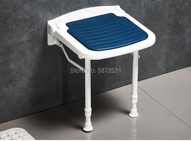 Подвесной Настенный складной стул для душевой комнаты ванной