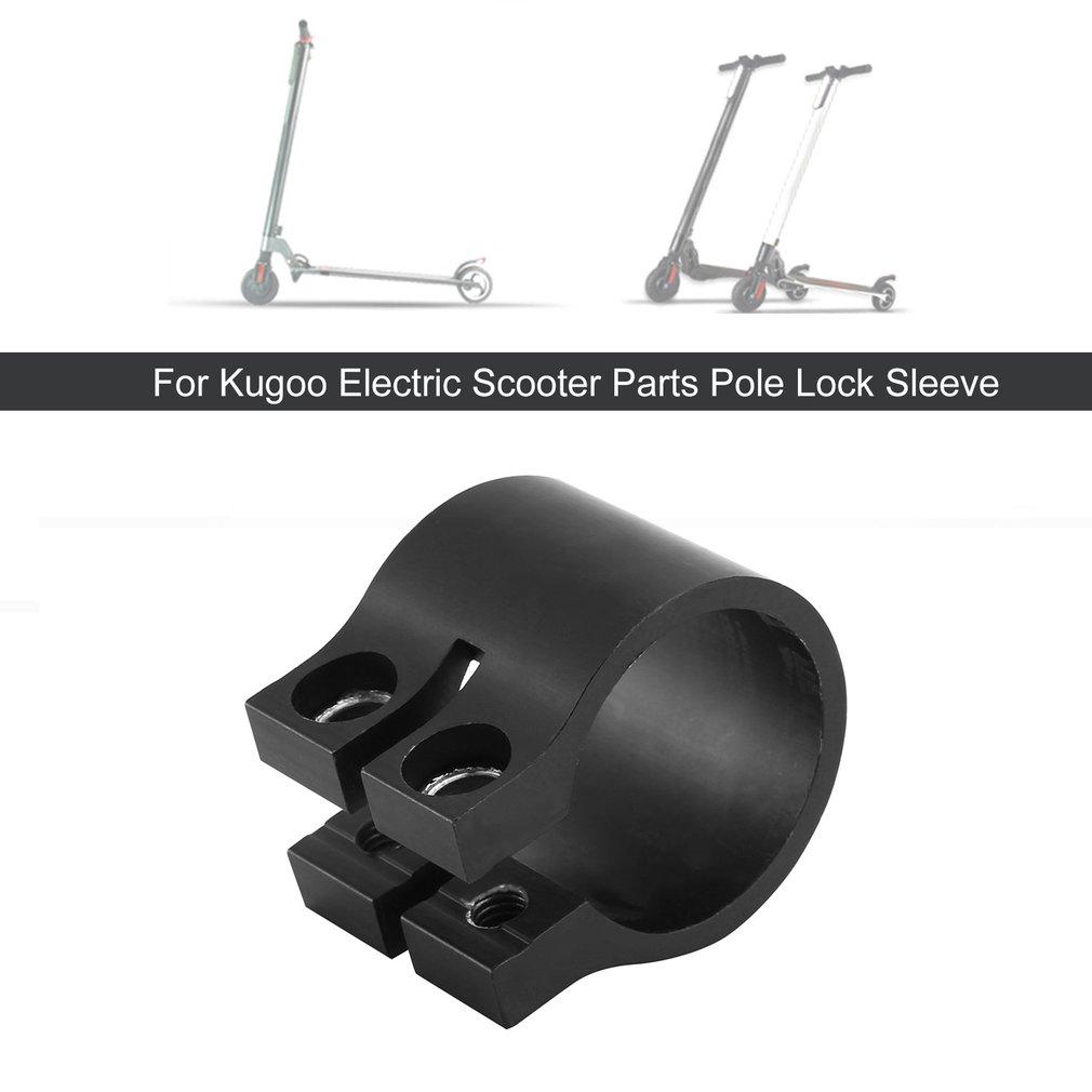 Lightweight Safe Stable Fast And Easy To Use For Kugoo Electric Scooter Parts Pole Lock Sleeve For Kugoo S1 S2 S3