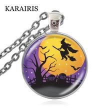 Karairis 2020 новейшее винтажное счастливое женское ожерелье