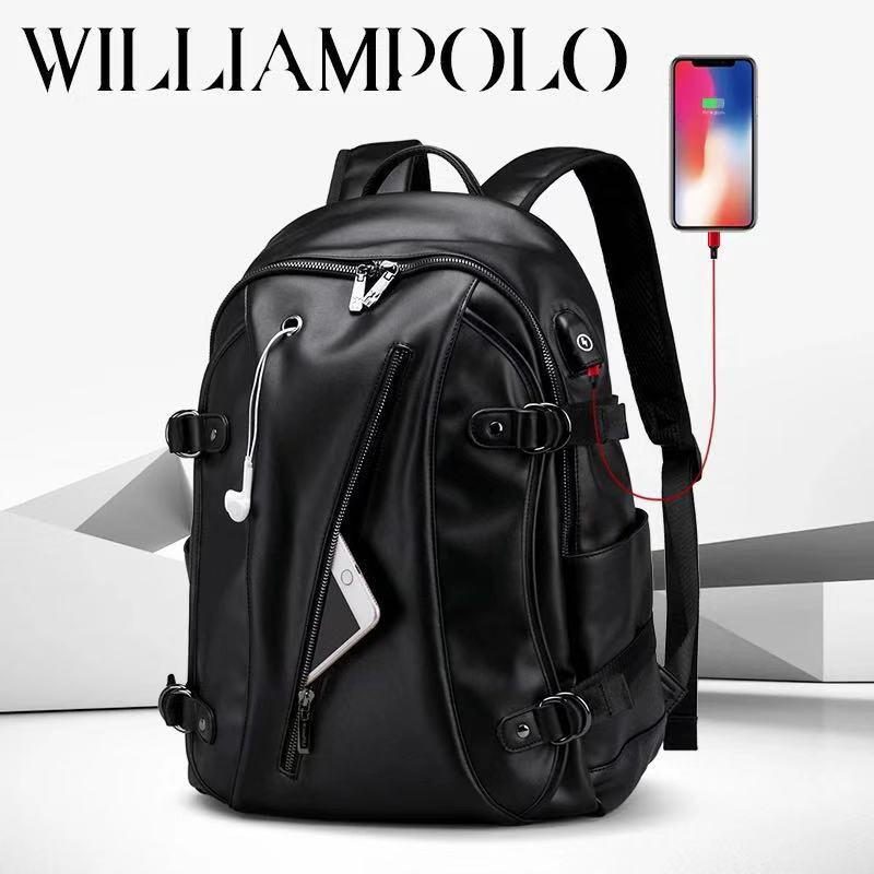 Fashion Men Backpack For Laptop 15.6