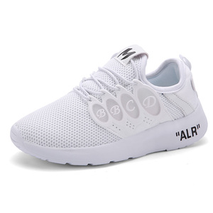 Image 3 - Girls Sport Shoes 2020 Autumn Breathable Children Leisure Sneakers Toddler Kids for Boys Baby Breathable Running Shoes EUR28 39