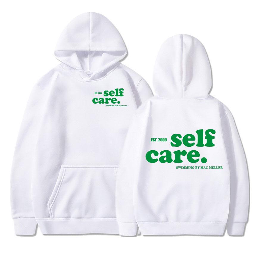 Mac Miller Self Care Hoodie 1